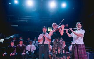 Holy Spirit Catholic College Lakemba Music Program